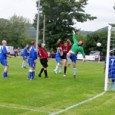 &nbsp; Presteigne St Andrews FC opened their pre-season programme with a convincing 9-0 home win over Woofferton at Llanandras Park on Saturday, 31 July. Trevor Gummer was forced to field...