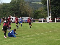 Presteigne St Andrews FC (Photo: Paula Randell)