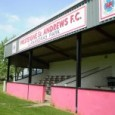 Presteigne St Andrews FC will have home advantage in their FAW Trophy first-round tie in which they will take on Cornelly United at Llanandras Park on Saturday, 17 September. The...